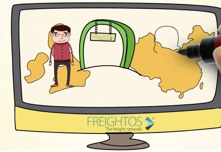 Freightos: The Online Freight Network