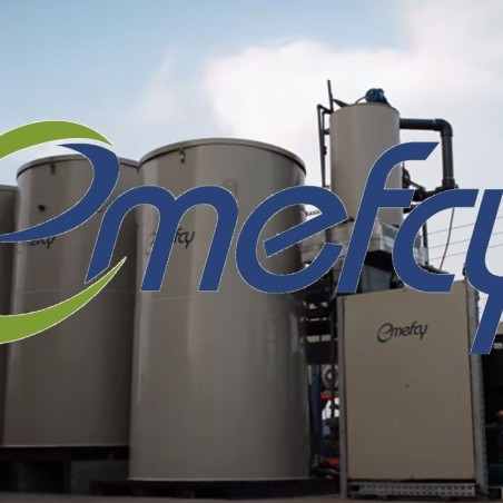 Emefcy – energy efficient wastewater treatment